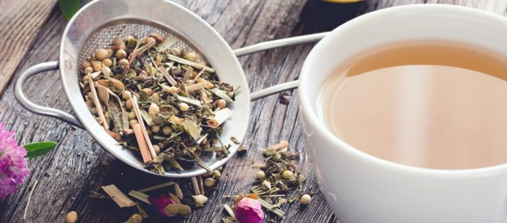 Liquorice Tea for IBS