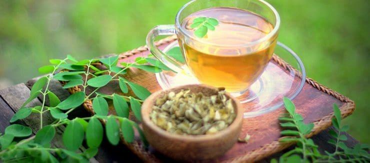 How to Make Moringa Tea
