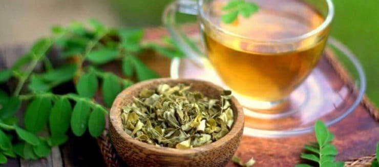 Moringa Tea Benefits Hair