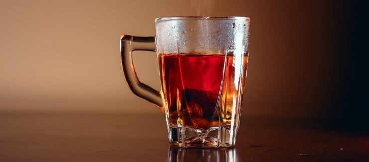 Black Tea Antioxidants and Properties