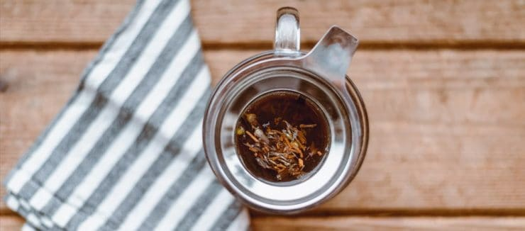Black Tea for Healthier Teeth