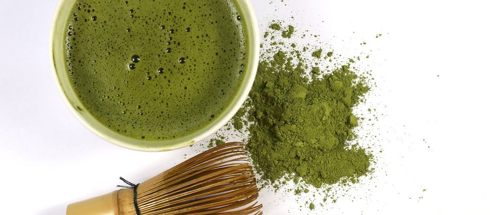 Brewing Instuctions - Add Matcha Tea to a bowl or cup