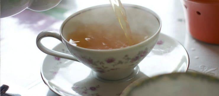 Earl Grey Tea and Calories