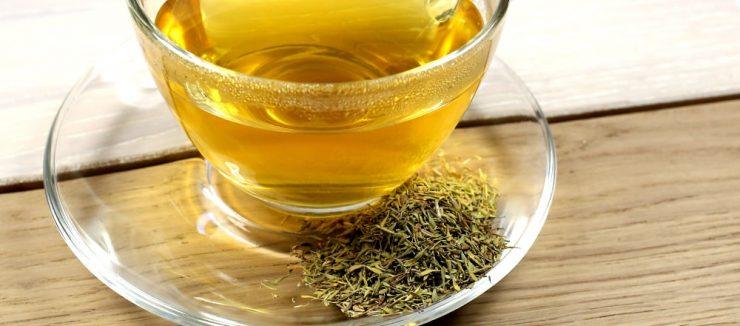How to make Thyme Tea
