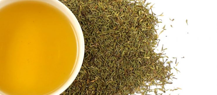 Is Thyme good for pregnancy