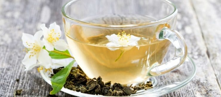Lose weight with Jasmine Tea