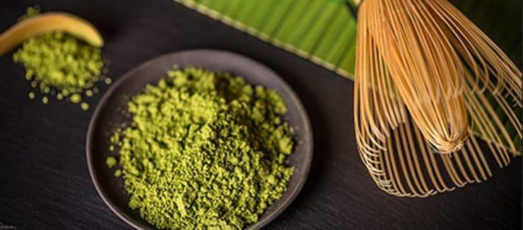 Matcha Green Tea Fertility