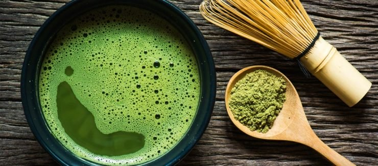 Matcha Green Tea and Cholesterol