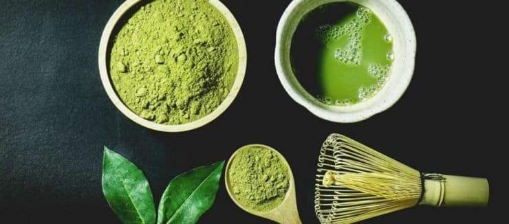 Matcha Green Tea for Skin