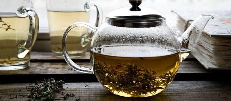 Thyme Tea for Blood Pressure