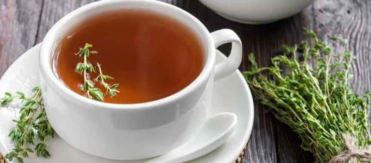 Thyme Tea for Fibromyalgia