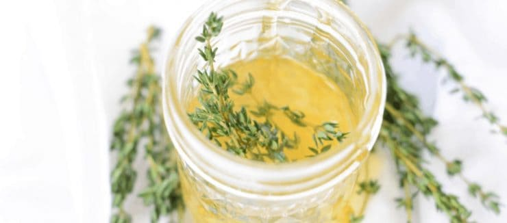 Thyme Tea for Sclerosis