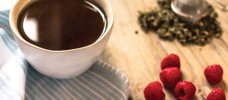 Does Loose Leaf Raspberry Tea Have Caffeine?