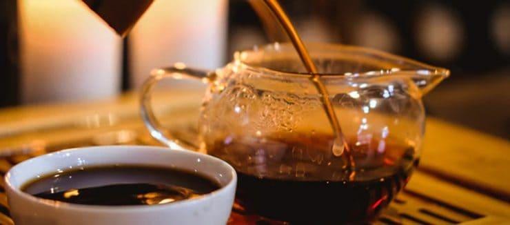 Pu erh Tea Caffeine Levels