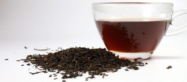Pu erh Tea for Brain Function