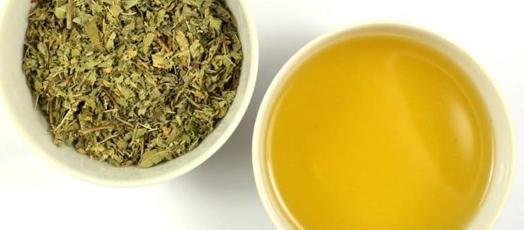 How to Make Lemon Verbena Tea