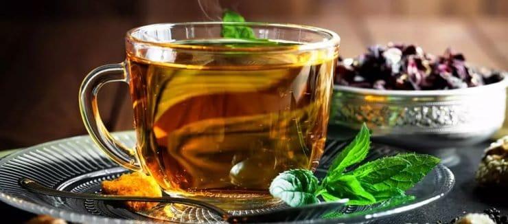 Raspberry Leaf Tea Nutrition