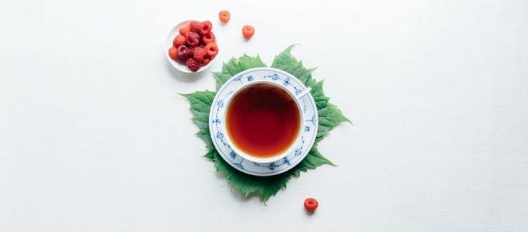 What is Raspberry Leaf Tea