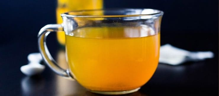 Turmeric Tea for Inflammation