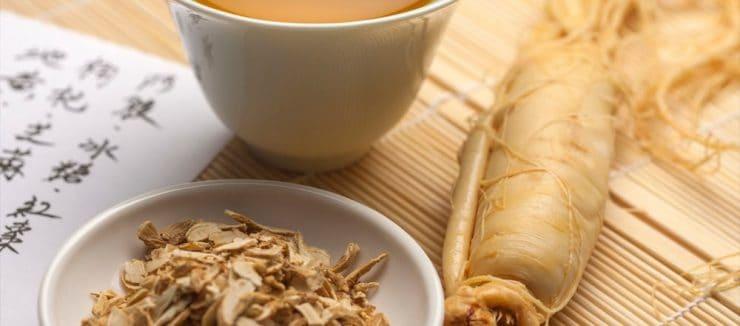 Ginseng Tea for Erectile Dysfunction