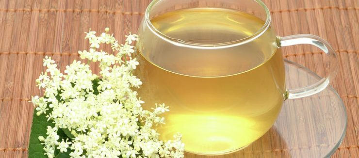 What is Elderflower Tea