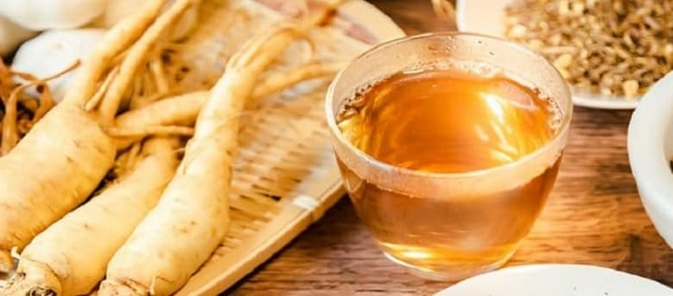 What is Ginseng Tea?