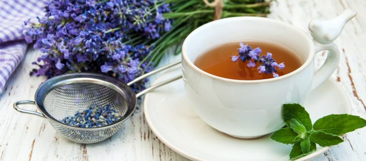 Can I Drink Lavender Tea While Breastfeeding?