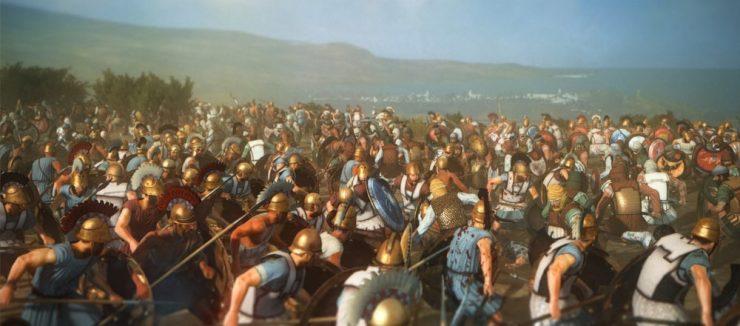 Fennel Tea and the Battle of Marathon