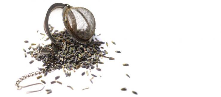Lavender Tea for Headaches