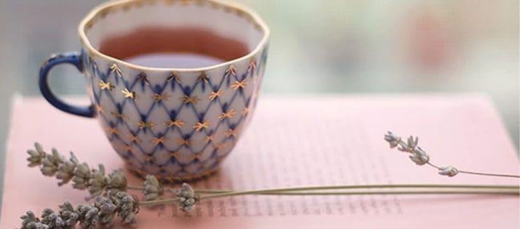 Lavender Tea for Migraines