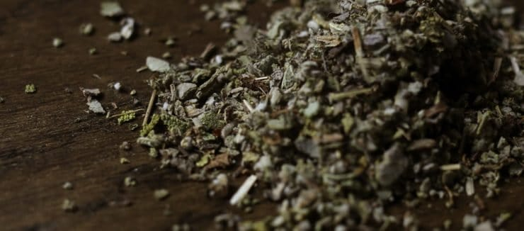 Sage Tea for Excessive Sweating