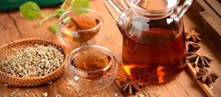 Legacy of Fennel Tea