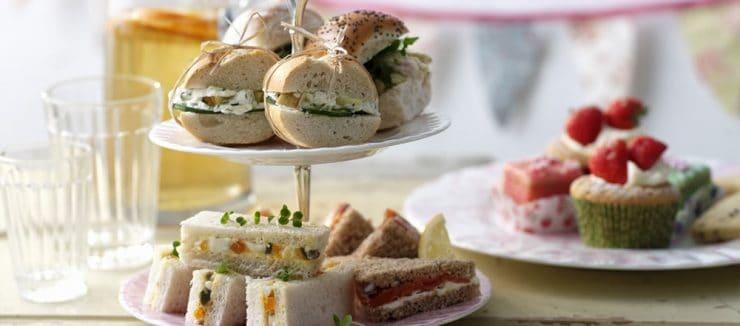 Afternoon Tea Sandwich Ideas
