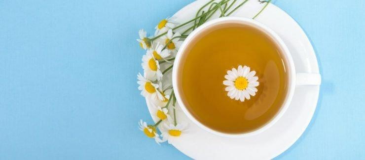 Benefits of Camomile Tea