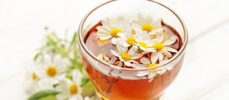 Camomile Tea Heartburn