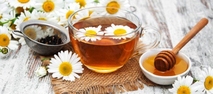 Camomile Tea and High Blood Pressure
