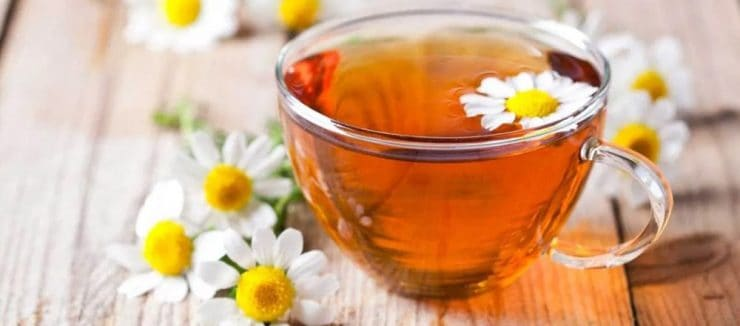Camomile Tea and the Immune System