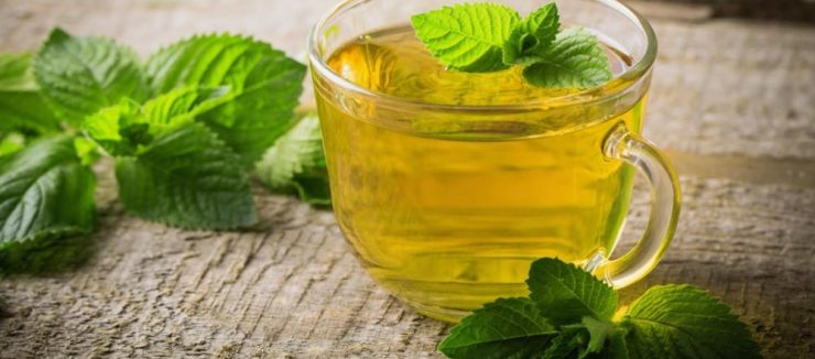 Peppermint Tea is a Good Tea for Constipation