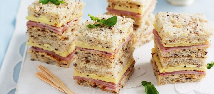 Preparing Your Sandwiches