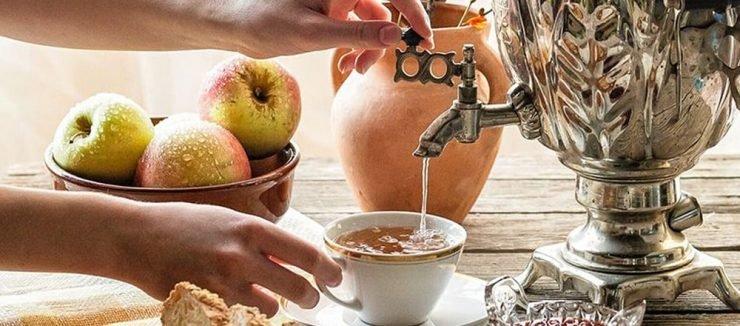 Russian Tea Urn or Samovar