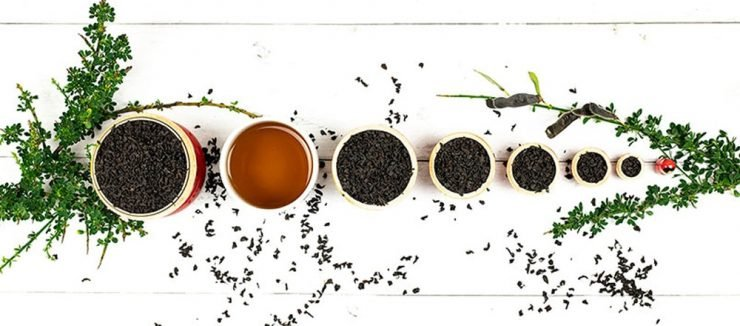 Types of Russian Tea