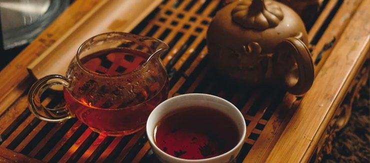When was Chinese Black Tea Created
