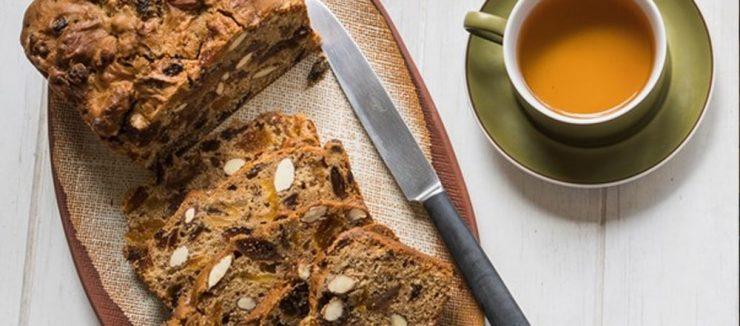 Earl Grey Tea Loaf Ingredients