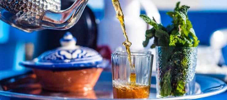Moroccan Mint Tea Acne