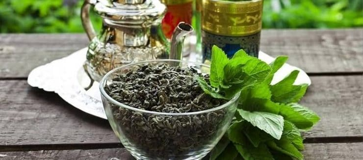 Moroccan Mint Tea Benefits