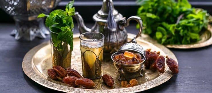 Moroccan Mint Tea Caffeine