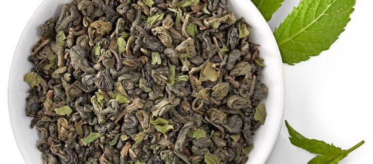 Moroccan Mint Tea Digestion