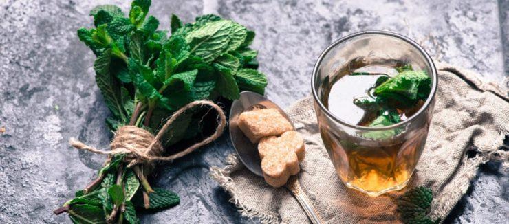 Moroccan Tea Nutrition