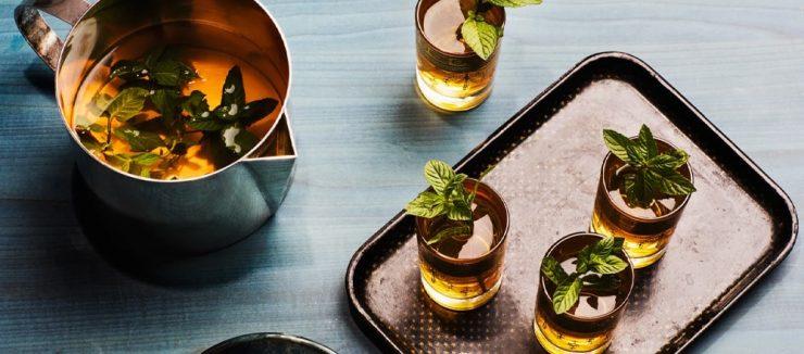 Moroccan Mint Tea Sleep