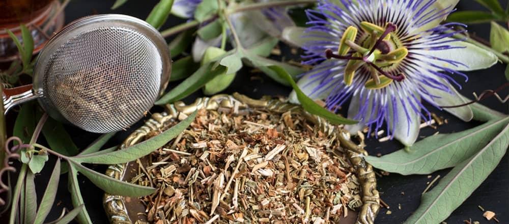 Passion Flower Tea Benefits
